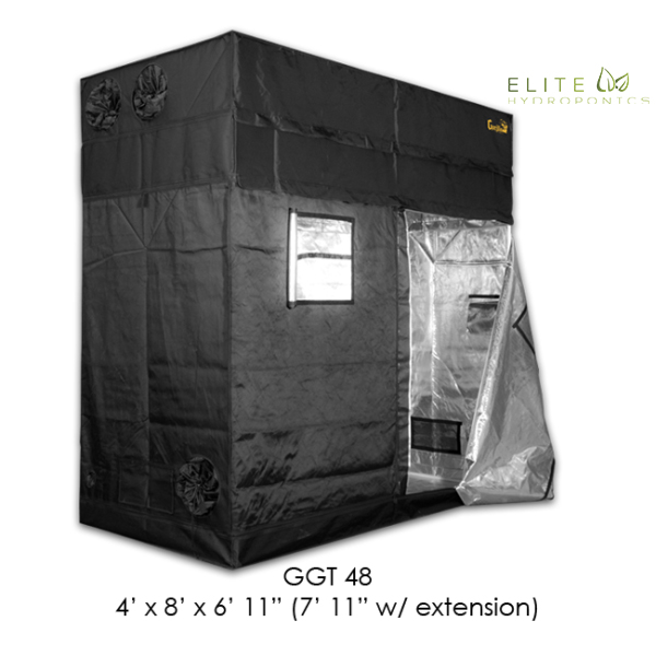 4′ x 8′ Gorilla Grow Tent