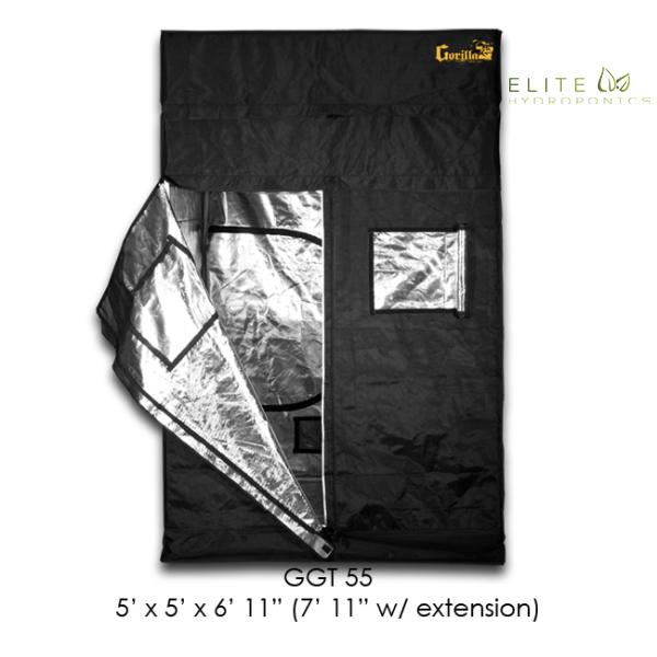 5′ x 5′ Gorilla Grow Tent