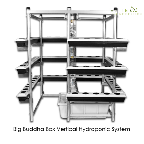 Big Buddha Box Vertical Grow Hydroponics