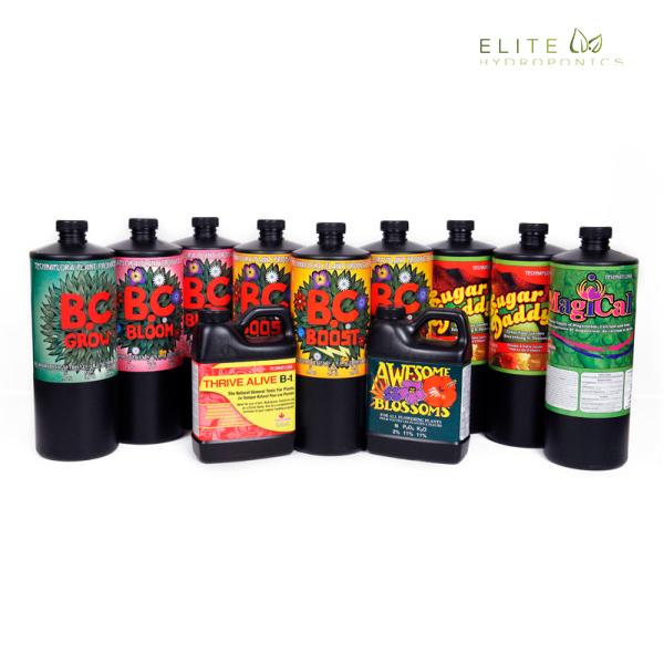 TechnaFlora Nutrient Super Pack-Hydroponic Supplies