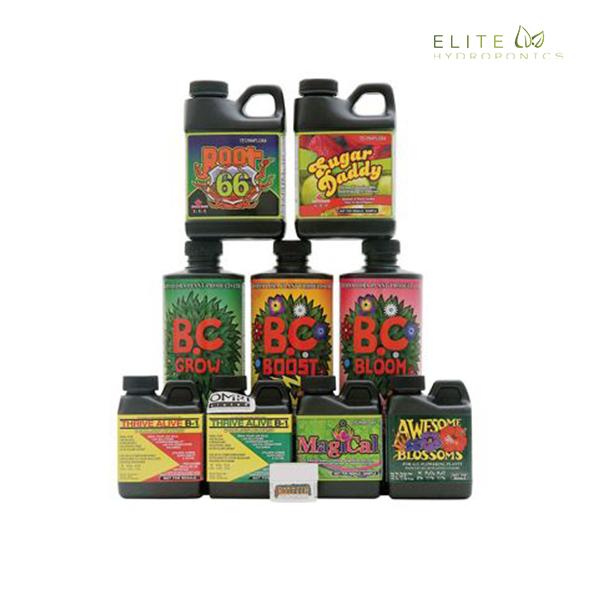 TechnaFlora Recipe For Success Nutrient Bundle