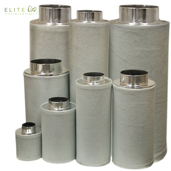 4 inch x 8 inch Funk Filter Carbon Air Filter