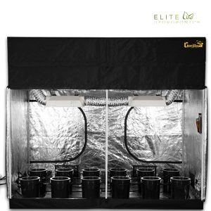 Mortgage Lifter 3.0 - 26 Plant Hydroponics Grow Tent  sc 1 st  Elite Hydroponics : hydroponics tent - memphite.com