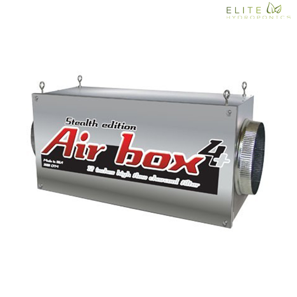 Airbox 4+ Stealth Edition 3500 CFM (12 inch flanges)